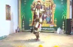 Annamacharya keerthana(okapari kokapari vayyaramai) Kuchipudi Dance