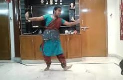 Kuchipudi dance by Nagaprerana